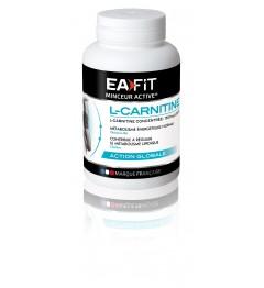 EA FIT L Carnitine Brûle Graisses et Energie 90 Gélules