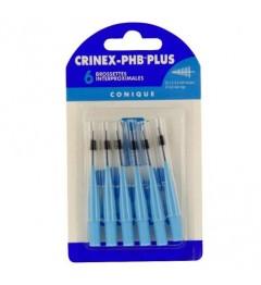 Crinex PHB Brossettes Coniques Blister de 6