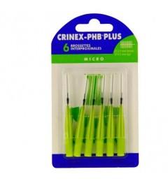 Crinex PHB Brossettes Micro Blister de 6