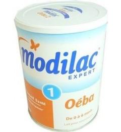 MODILAC Expert Oéba Lait 1er Age 800 G