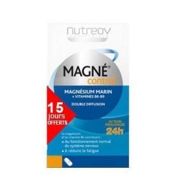 Nutreov Magné Control 60 Comprimés + 15 Cpr Offerts