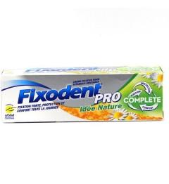 Fixodent Pro Soin Idée Nature Crème Fixative 47g