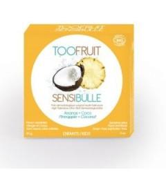 Toofruit Sensibulle Pain Dermatologique Coco Ananas Pain 85 Grammes