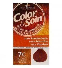 Color et Soin Coloration Blond Terre Cuivré 7C