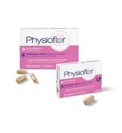 Physioflor LP Comprimés Vaginales Boite de 7