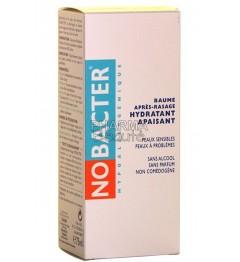 Nobacter Baume Après Rasage Hydratant Apaisant 75ml pas cher