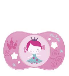 Luc et Léa Sucette plus de 6 Mois Symétrique Princesse