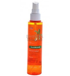 Klorane Beurre de Mangue Huile Nutritive Spray 125ml pas cher