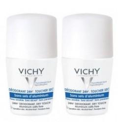 Vichy Déodorant Sans Sels d'Aluminium Bille 2x50Ml
