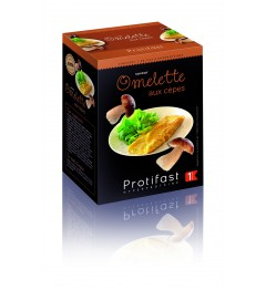 Protifast Omelettes aux Cèpes Boite de 7 Sachets