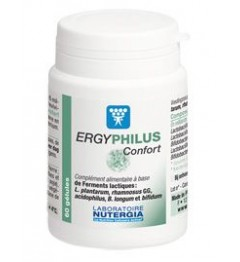 Nutergia Ergyphilus Confort 60 Gélules