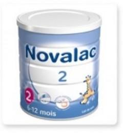 Novalac Lait 2ème Age 800 Grammes
