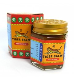Tiger Balm Rouge Pot 21 Grammes