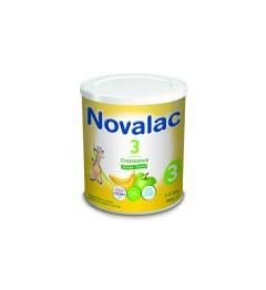 Novalac 3 Croissance Bananes et Pommes 800 Grammes