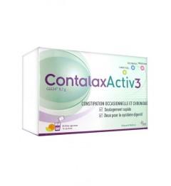 Contalax Activ 3 Boite de 14 Sachets