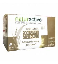 Doriance Solaire Anti Age 2 Boites de 30 Capsules