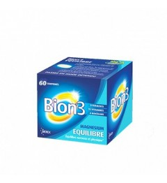 Bion Magnésium Equilibre 60 Comprimés