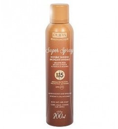 Pupa Multifonctions Super Spray Bronzant Intensif SPF15