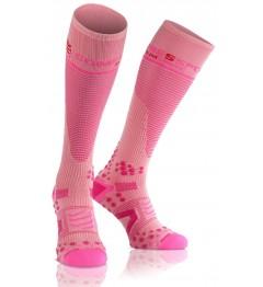 Pro R2 Swiss Full Socks V2.1 Taille 2L Rose