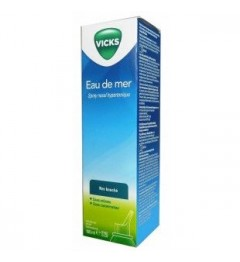 Vicks Eau de Mer Hypertonique Adultes 100Ml