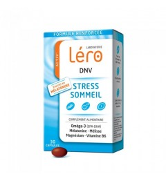 Lero DNV Stress Sommeil 30 Capsules