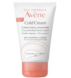 Avène Cold Cream Crème Mains Concentré 2x50Ml