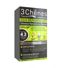 Color et Soin Soins Repigmentant 4.3 Pigments Châtain Doré