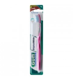Gum Brosse à Dent Original White Souple Compacte