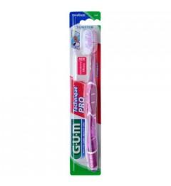 Gum Brosse à Dent Original White Médium Compacte