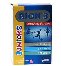 Bion 3 Juniors 30 Comprimés pas cher
