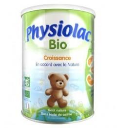 Physiolac Lait Bio 3ème Age 800 Grammes