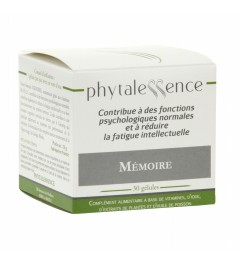 Phytalessence Mémoire Gélules B/30