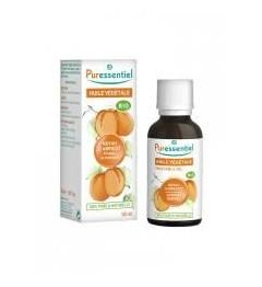 Puressentiel Huile Végétale Bio Noyau d'Abricot 30Ml