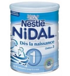NIDAL Natéa Lait 1er Age dès la Naissance 800 G pas cher