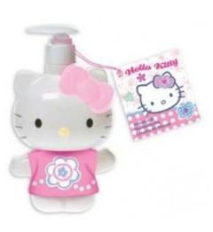 Tentation Distributeur savon liquide 400ml 3D Hello Kitty
