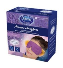 Optone Activmask Masque Chauffant Pack de 8