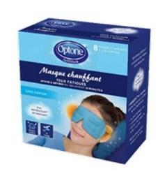 Optone Activmask Masque Chauffant Lavande Pack de 8