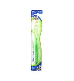 Elgydium Brosse à Dents Junior Racoon 7-12 Ans