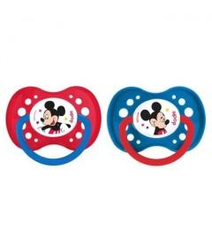 Dodie Sucette Duo Mickey Plus de 18 Mois
