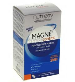 Nutreov Magné Control 60 Comprimés pas cher
