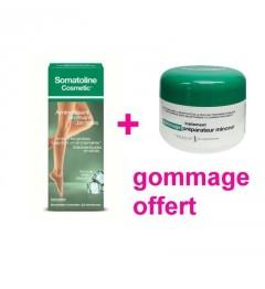 Somatoline Amincissant Drainant Jambes 200ml + Gommage 300Ml Offert