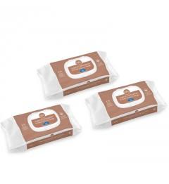 Lingettes Liniment Oleo-Calcaire Lot de 3 Paquets de 70