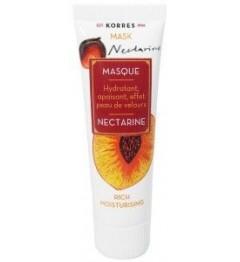Korres Nectarine Masque Hydratant Apaisant 18Ml