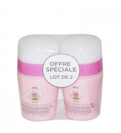 Roger Gallet Déodorant Roll On 2x50Ml Gingembre Rouge