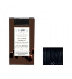Korres Coloration Permanente Huile d'Argan Noir 1.0