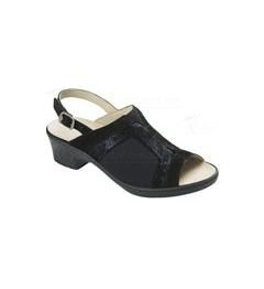 Scholl Maniola Stretch Noir Pointure 37