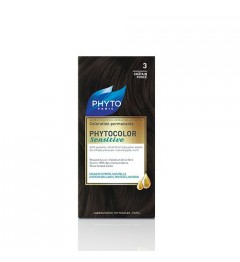 Phytocolor Senstive 3 Chatain Foncé