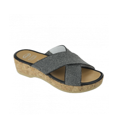 Scholl Tansy Argent Pointure 39