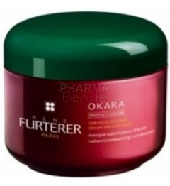Furterer Okara Protect Color Masque Sublimateur D'éclat 200 Ml