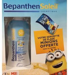 Bepanthen Soleil Coffret Spray Enfant SPF50 200Ml et Après Soleil Offert